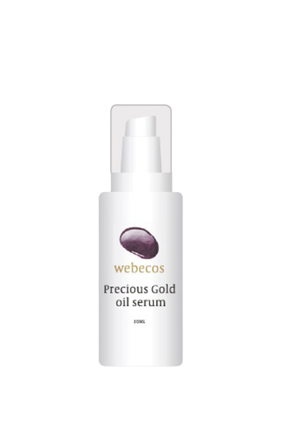 Webecos Precious-gold-serum-oil-30-ml