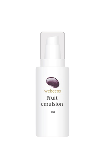Webecos Fruit-emulsion-30 ml