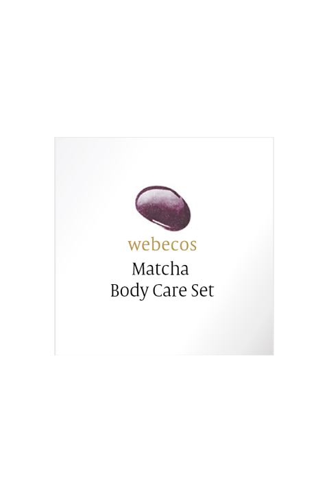 Webecos Matcha-Body-Care-Giftset